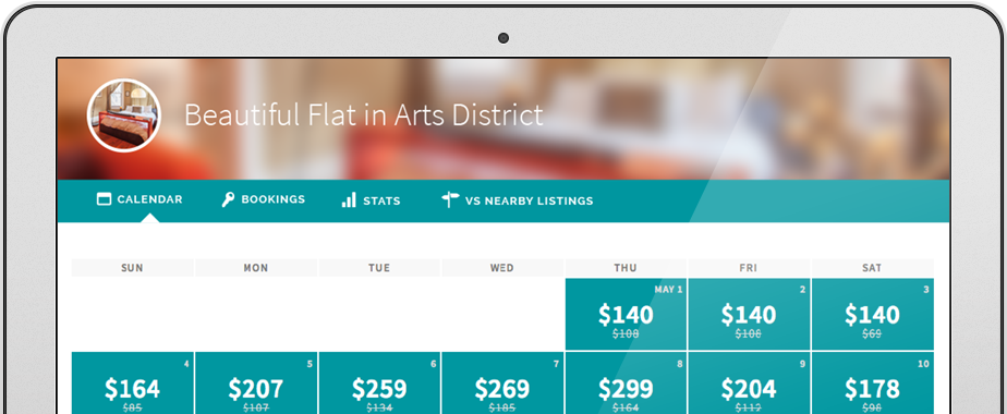 Dynamic Pricing Tool for Airbnb & VRBO | Beyond Pricing